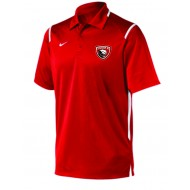 Cougar Soccer Club Nike Team Game Day Polo - RED