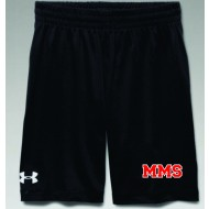 Maplewood Middle School UNDER ARMOUR Team Raid Shorts