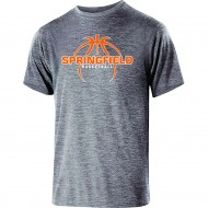 Springfield Basketball HOLLOWAY Electrify T Shirt