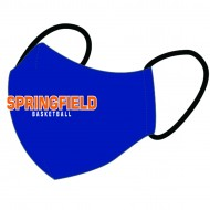 Springfield Basketball AUGUSTA Custom Mask